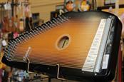Oscar Schmidt Model OS15B Maple Body 15 Chord Autoharp